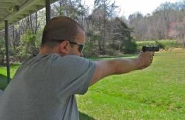 Join Garrison Pistol