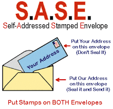 Send SASE 2