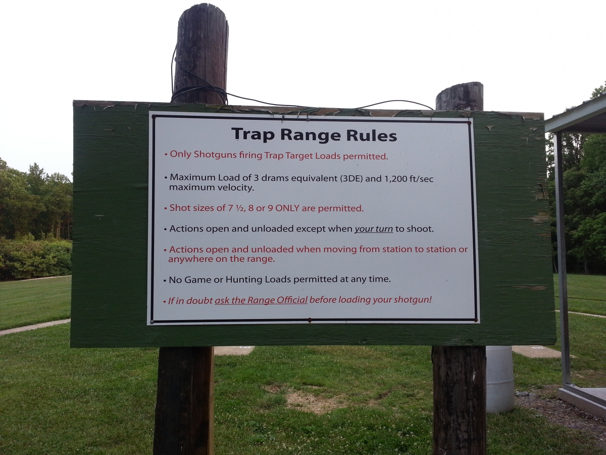 Trap-range-Rules